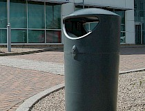 Litter and Recycling Bins