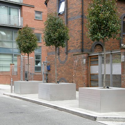 Bespoke Planters - Manchester